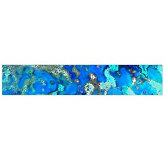 Cocos Reef Sinkholes Flano Scarf (Large)