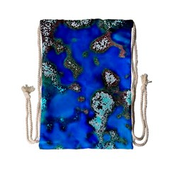 Cocos Reef Sinkholes Drawstring Bag (Small)