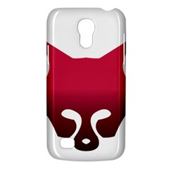 Fox Logo Red Gradient  Galaxy S4 Mini