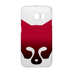 Fox Logo Red Gradient  Galaxy S6 Edge