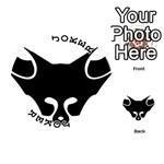 Black Fox Logo Playing Cards 54 (Round)  Front - Joker1