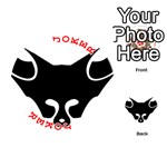 Black Fox Logo Playing Cards 54 (Round)  Front - Joker2