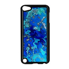 Cocos blue lagoon Apple iPod Touch 5 Case (Black)