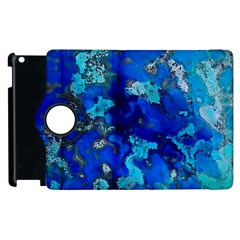 Cocos blue lagoon Apple iPad 3/4 Flip 360 Case