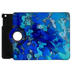 Cocos blue lagoon Apple iPad Mini Flip 360 Case