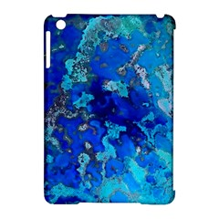 Cocos blue lagoon Apple iPad Mini Hardshell Case (Compatible with Smart Cover)