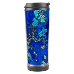 Cocos blue lagoon Travel Tumblers