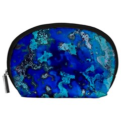 Cocos blue lagoon Accessory Pouches (Large)