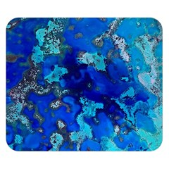 Cocos blue lagoon Double Sided Flano Blanket (Small)