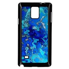 Cocos Blue Lagoon Samsung Galaxy Note 4 Case (black)