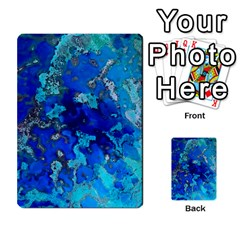Cocos blue lagoon Multi-purpose Cards (Rectangle)