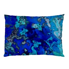Cocos blue lagoon Pillow Cases