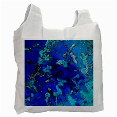 Cocos blue lagoon Recycle Bag (One Side)