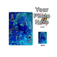 Cocos blue lagoon Playing Cards 54 (Mini)