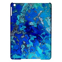 Cocos blue lagoon iPad Air Hardshell Cases