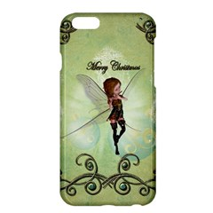 Cute Elf Playing For Christmas Apple iPhone 6 Plus/6S Plus Hardshell Case
