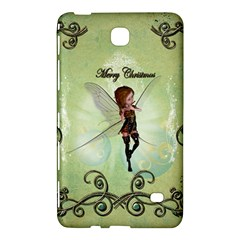 Cute Elf Playing For Christmas Samsung Galaxy Tab 4 (8 ) Hardshell Case