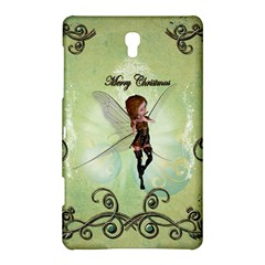 Cute Elf Playing For Christmas Samsung Galaxy Tab S (8.4 ) Hardshell Case