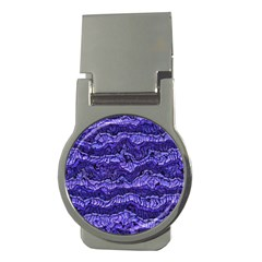 Alien Skin Blue Money Clips (Round)