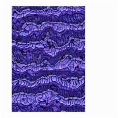Alien Skin Blue Small Garden Flag (Two Sides)
