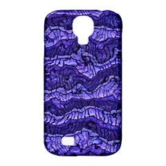 Alien Skin Blue Samsung Galaxy S4 Classic Hardshell Case (PC+Silicone)