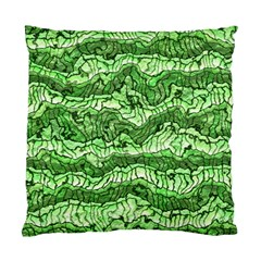 Alien Skin Green Standard Cushion Cases (two Sides)