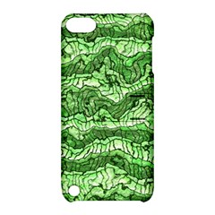 Alien Skin Green Apple iPod Touch 5 Hardshell Case with Stand