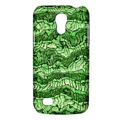 Alien Skin Green Galaxy S4 Mini