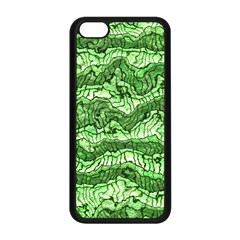Alien Skin Green Apple iPhone 5C Seamless Case (Black)