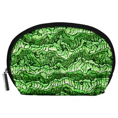 Alien Skin Green Accessory Pouches (Large)