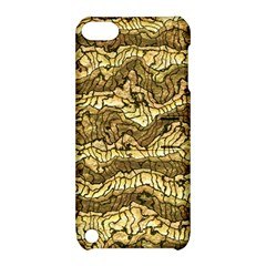 Alien Skin Hot Golden Apple iPod Touch 5 Hardshell Case with Stand