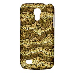 Alien Skin Hot Golden Galaxy S4 Mini