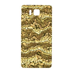 Alien Skin Hot Golden Samsung Galaxy Alpha Hardshell Back Case