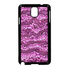 Alien Skin Hot Pink Samsung Galaxy Note 3 Neo Hardshell Case (black)