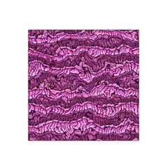 Alien Skin Hot Pink Satin Bandana Scarf