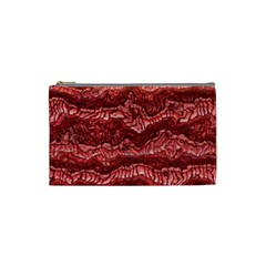 Alien Skin Red Cosmetic Bag (Small)