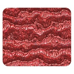 Alien Skin Red Double Sided Flano Blanket (Small)
