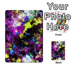 Colour Splash G264 Multi Purpose Cards (rectangle)