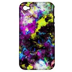 Colour Splash G264 Apple iPhone 4/4S Hardshell Case (PC+Silicone)