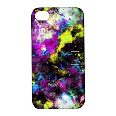 Colour Splash G264 Apple iPhone 4/4S Hardshell Case with Stand