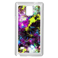 Colour Splash G264 Samsung Galaxy Note 4 Case (White)