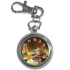 Wonderful Undergraund World Key Chain Watches