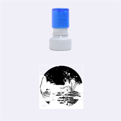 Wonderful Undergraund World Rubber Round Stamps (small)