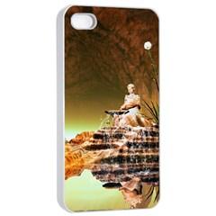 Wonderful Undergraund World Apple Iphone 4/4s Seamless Case (white)