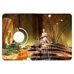 Wonderful Undergraund World Kindle Fire HDX Flip 360 Case