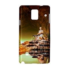Wonderful Undergraund World Samsung Galaxy Note 4 Hardshell Case