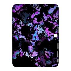 Splatter Blue Pink Samsung Galaxy Tab 4 (10 1 ) Hardshell Case