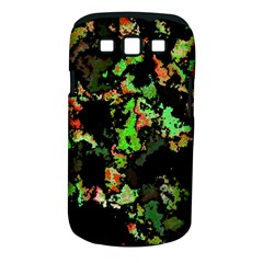 Splatter Red Green Samsung Galaxy S Iii Classic Hardshell Case (pc+silicone)