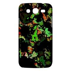 Splatter Red Green Samsung Galaxy Mega 5.8 I9152 Hardshell Case