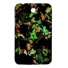 Splatter Red Green Samsung Galaxy Tab 3 (7 ) P3200 Hardshell Case